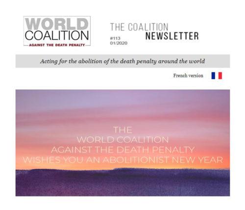 Newsletter January 2020