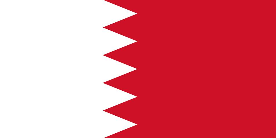 bahrain's flag