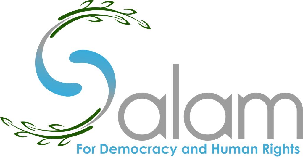 SALAM for Democracy and Human Rights (SALAM DHR) Logo