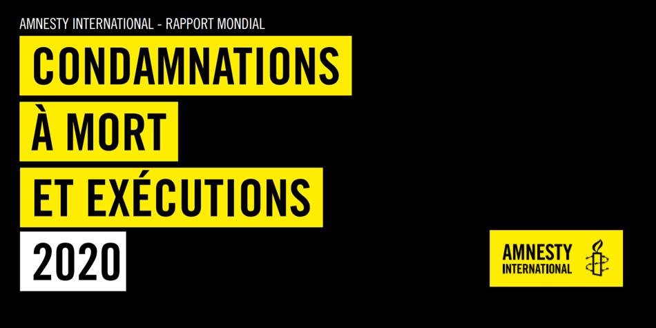 Amnesty International - rapport annuel 2020